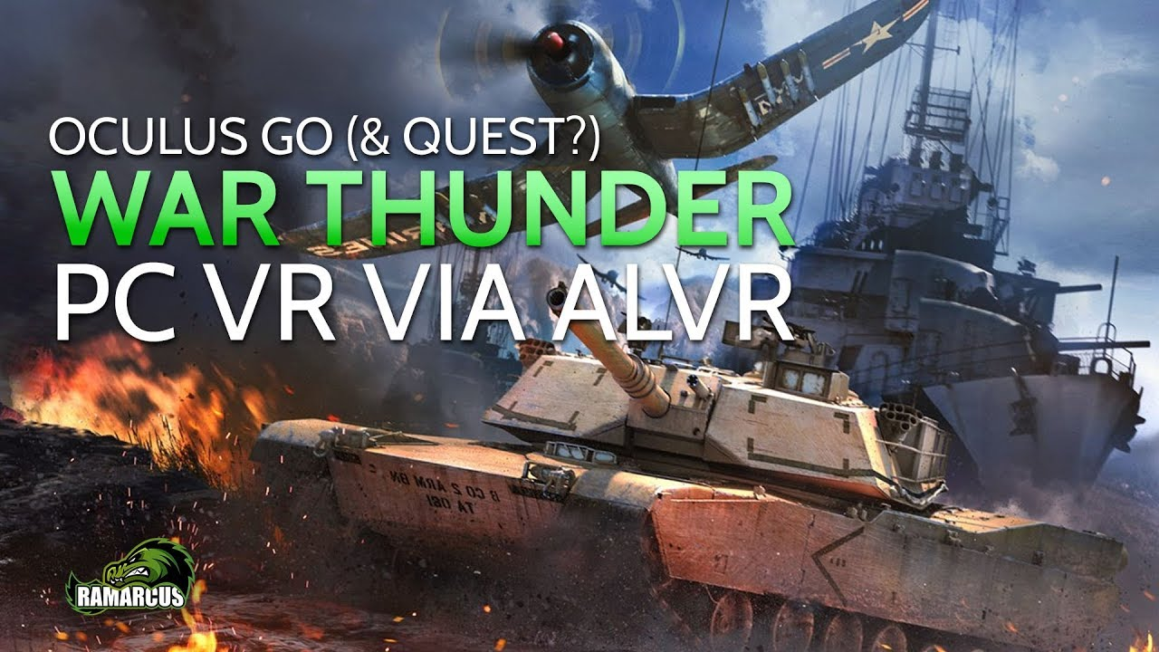 war thunder steamvr