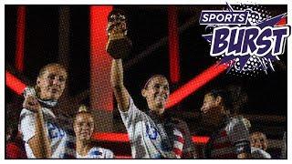 Sports Burst: USWNT Unstoppable