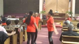 Stomp! M.O. Praise Dancers