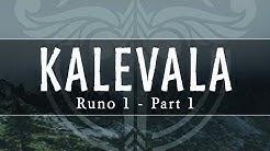 Kalevala Runo 1 Part 1 - Preview