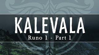 Kalevala Runo 1 Part 1 Preview