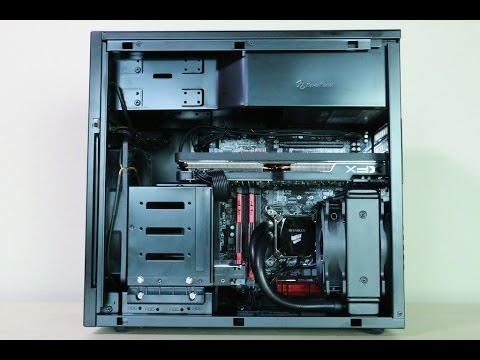$970 Gaming Build - i5-4690K / R9 280X / Silverstone TJ08B