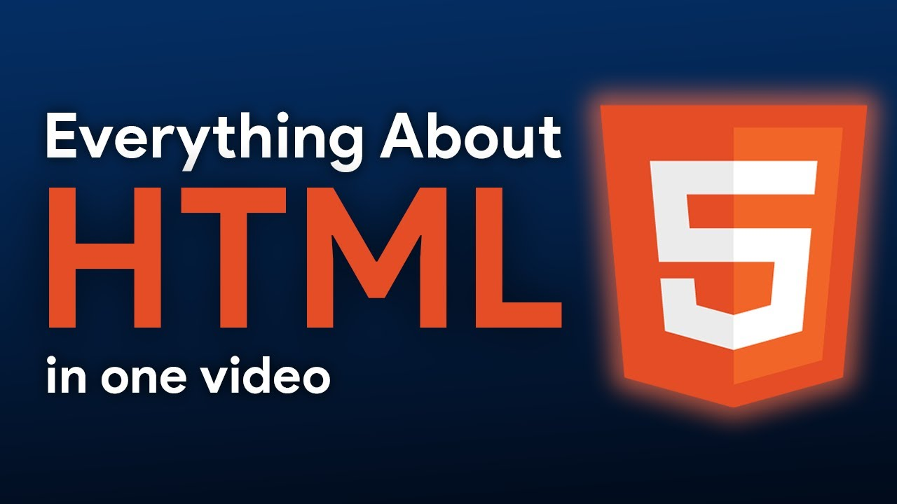 HTML Tutorial for Beginners: Learn HTML in 1 Hour [2021]