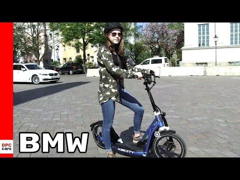 BMW Motorrad X2City Scooter