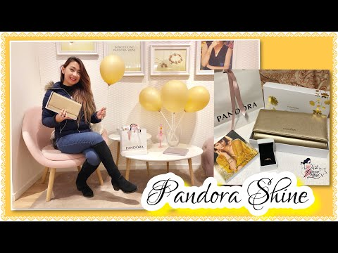 Pandora Shine Haul + Pandora Shine Purse + New Pandora Jewelry Collections 2018 Catalogue - Vlog