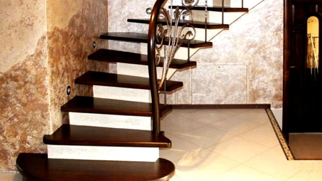 Лестница на 2 этаж в частном доме своими руками фото