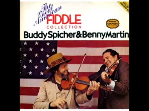 The Great American Fiddle Collection [1980] - Buddy Spicher & Benny Martin