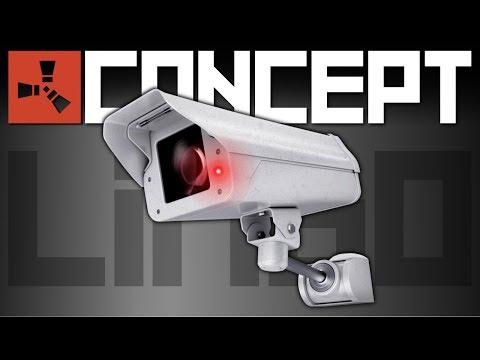Rust CCTV & Drawbridges | Concept Limbo ep 17 | Community concepts