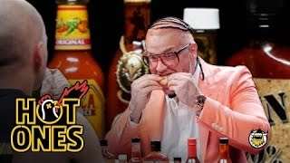 Download Riff Raff Goes Full Burly Boy on Some Spicy Wings | Hot Ones Mp3 and Videos