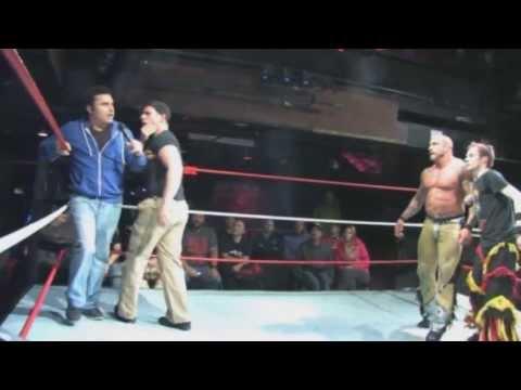BATTLEWAR 10 - Shane Matthews Confronts Franky The Mobster