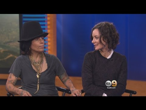 'The Talk' CoHost Sara Gilbert, Musician Linda Perry Celebrate New Son With Album Of Lullabies