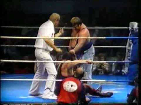 Catchen/Wrestling Otto Wanz vs Sailor White (Moondog King) Graz 11.07.81 T3