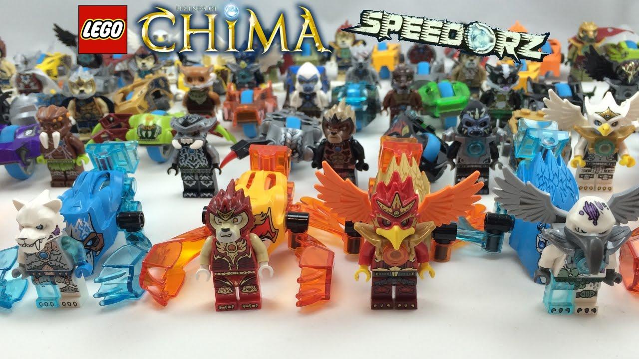 Chima 2014 Summer