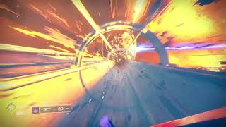 Destiny 2 Epic scene Almighty Tunnel Music