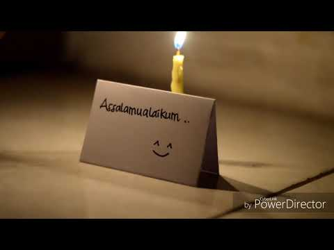 Video lilin romantis