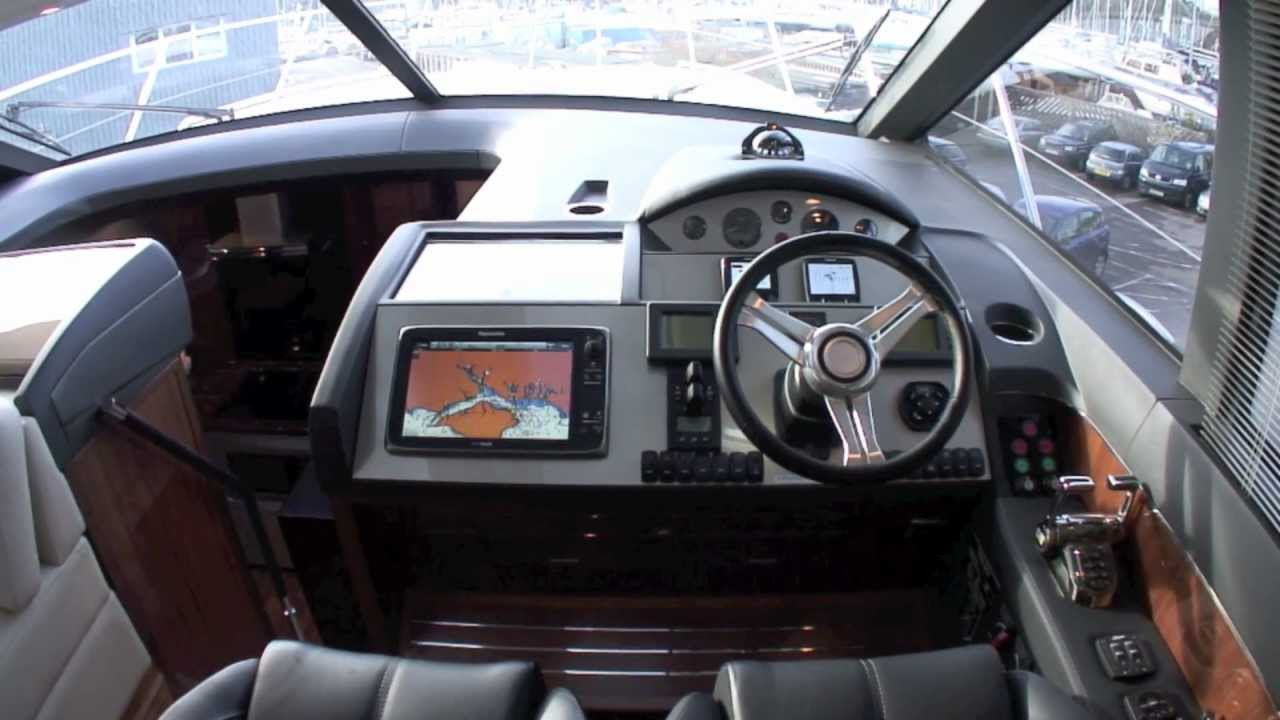 Pre Owned 2012 Princess V52 For Sale YouTube