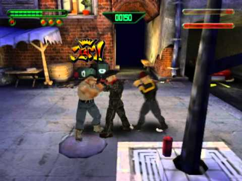 Street Warrior (PS2 Gameplay)