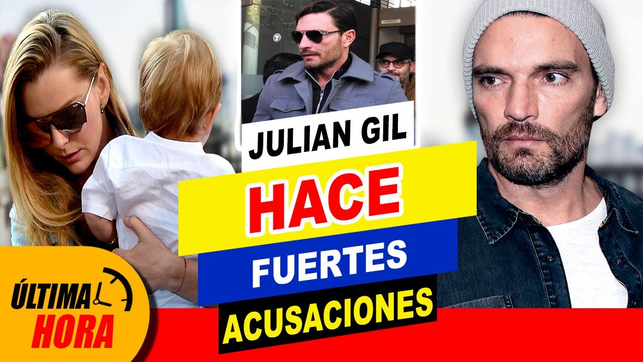 🚨🔥¡ Julián Gil hace 😲 FUERTE REVELACIÓN sobre Marjorie de Sousa ‼️