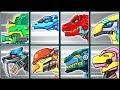Dino Robot Corps #24: Ancient Octopus & Dinosaurs | Eftsei Gaming