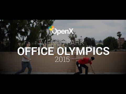 Menlo Park Office Olympics 2015