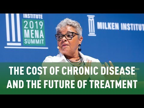 The Cost of Chronic Disease and the Future of Treatment