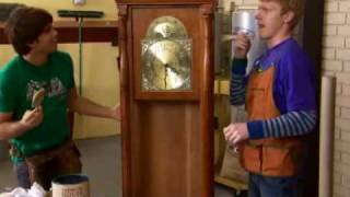 Zeke and Luther - Grandfather Clock - Board In Class - Episode Sneak Peek - Disney XD Official