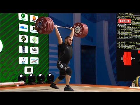 2018 World Weightlifting Championships. Men 109kg \\ Чемпионат мира мужчины до 109кг