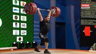 2018 World Weightlifting Championships. men 109kg \ Чемпионат мира мужчины до 109кг