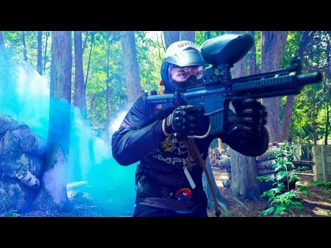 WORLDS BIGGEST PAINTBALL BATTLE!!!