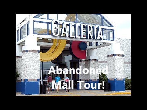 Silver City Galleria Mall: In Depth Abandoned Mall Tour 2020