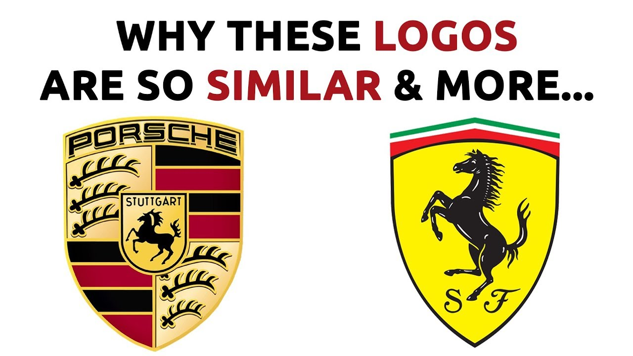 The Secret Meaning Of 10 Car Logos Youtube