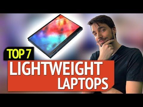 BEST LIGHTWEIGHT LAPTOPS! (2020)