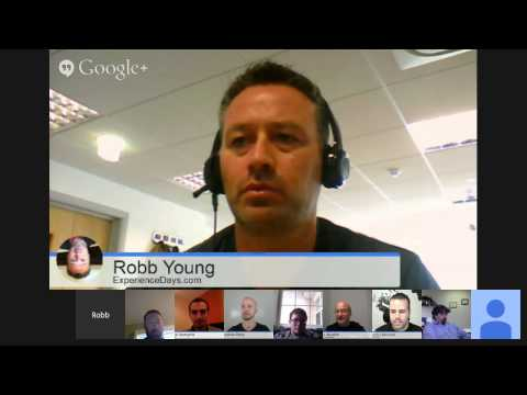 English Google Webmaster Central office-hours hangout - 동영상