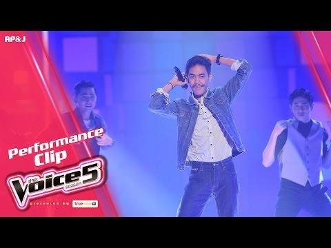 คิง - เช้าไม่กลัว - Live Performance - The Voice Thailand - 22 Jan 2017