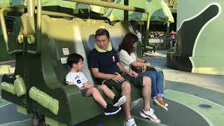 Baby Jake in Disneyland and Sai Kung