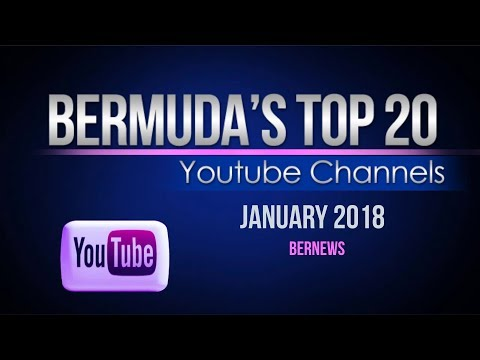 Top 20 Bermuda Youtube Channels In January