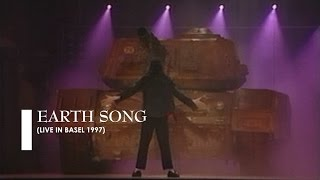 """Michael Jackson - """"Earth Song"""" [live in Basel] (60fps)"""