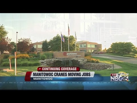 Manitowoc braces for the loss of 500+ jobs
