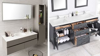 Beautiful Bathroom Storage Cabinets keep Everything Organized | Interior Decor Designs