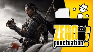 Ghost of Tsushima (Zero Punctuation) (Video Game Video Review)