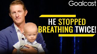 Dying Son Teaches Dad Life Changing Lesson (Powerful Speech) | Michael Crossland | Goalcast