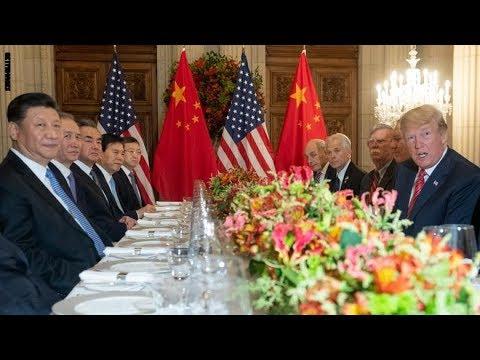 هل توقفت الحرب التجارية بين أمريكا والصين؟  - نشر قبل 2 ساعة