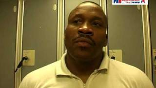 Tim Witherspoon Interview
