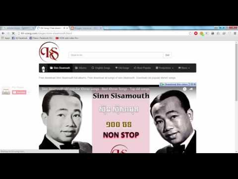 KH Song | Free Download Khmer Songs full albums