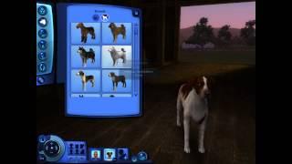De Sims 3: het Toevoegen van aangepaste Huisdieren Bestaande Huishoudens