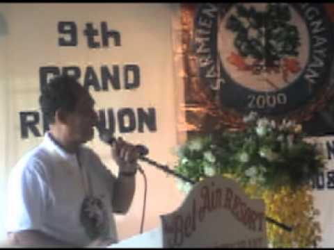 2008 SUUFI - Gen Recaredo Sarmiento #4 to 5