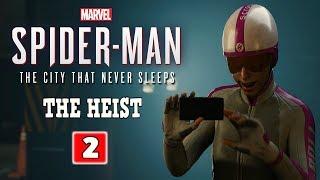 SCREWBALL I Marvel's Spider-Man DLC: The Heist Part #2 (PS4)