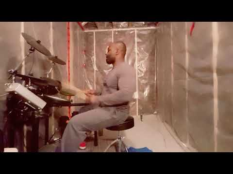 Ajebutter22 - Ghana Bounce drum cover