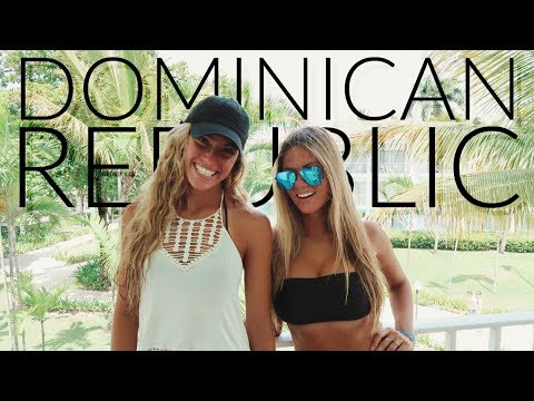 DOMINICAN REPUBLIC TRIP! | Diamond Dixie