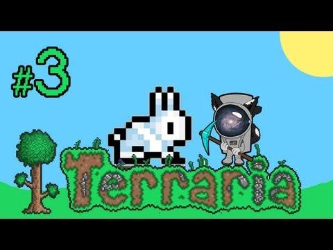 видео: terraria v1.2 - #3 - Большие деревья и снежный биом
